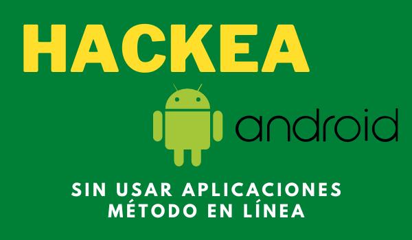 hackear celular android